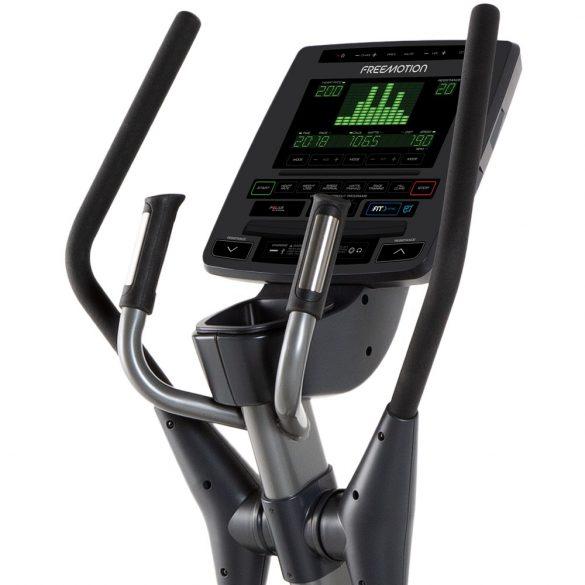 NordicTrack e8.9b Commercial elliptikus trainer