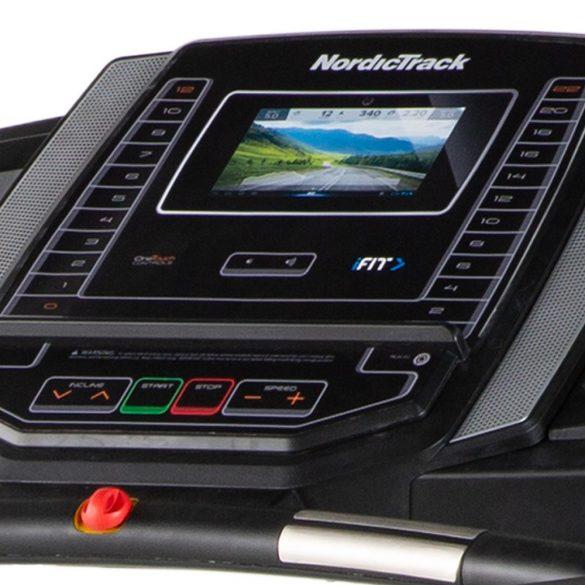 NordicTrack S40 futópad
