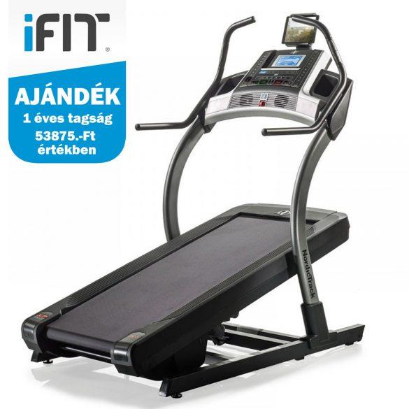 NordicTrack Incline Trainer X7i futópad + ajándék iFIT tagság