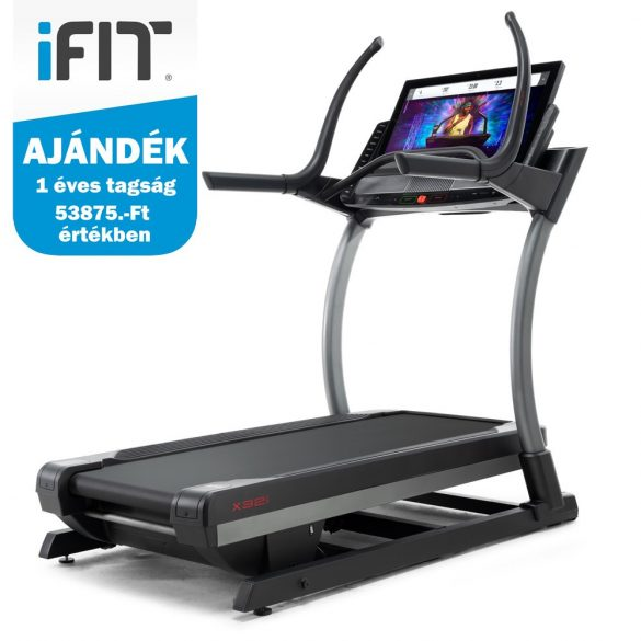 NordicTrack X32i Incline Trainer futópad