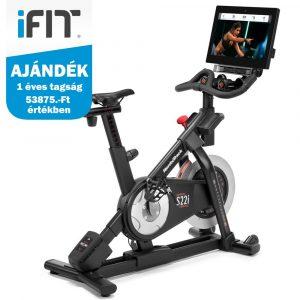 NordicTrack Commercial S22i Studio Cycle  + ajándék iFIT tagság